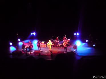 Emmylou Harris live at the Hammersmith Apollo, 14 September 2008