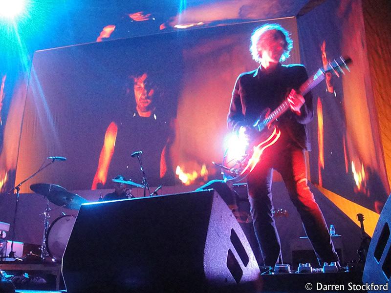 Daniel Davies live at the Troxy, London, 1 November 2016