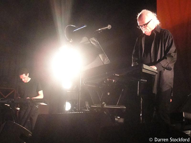Cody Carpenter and John Carpenter live at the Troxy, London, 1 November 2016