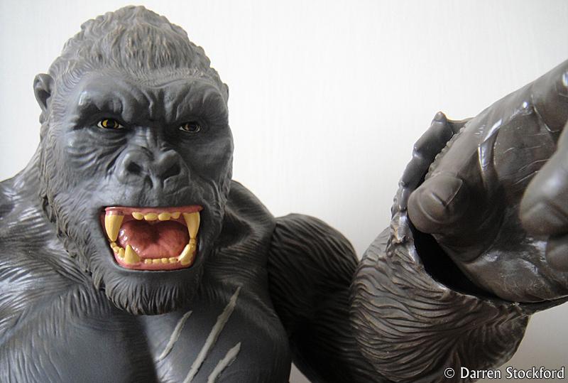 Kong figure by Lanard