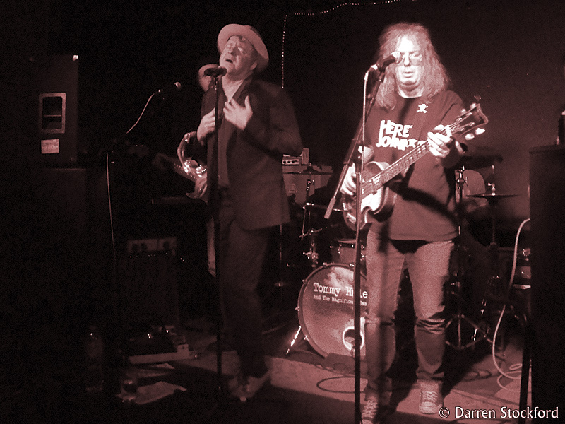 Tommy Hale and the Magnificent Bastards, live at The Stag's Head, Hoxton, 21 April 2017