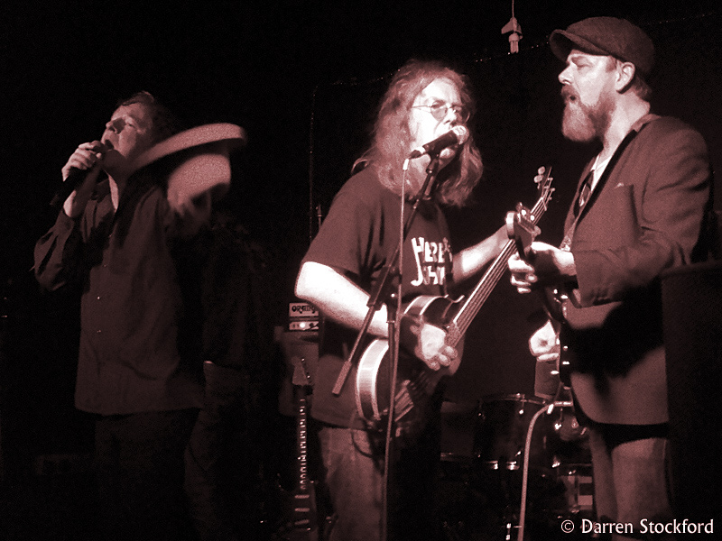 Tommy Hale, John O'Sullivan and Simon Moor, live at The Stag's Head, Hoxton, 21 April 2017